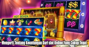 Keuntungan Daftar Slot Single Payline